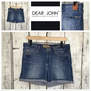 Dear John denim shorts Cool Breeze